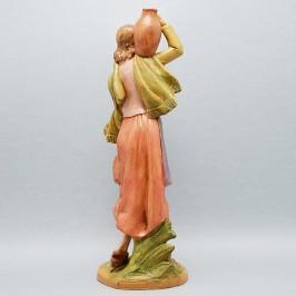 Donna con Anfore e Giare Fontanini