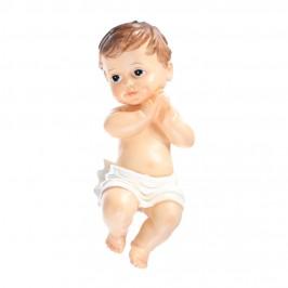 Gesù Bambino h 34 cm