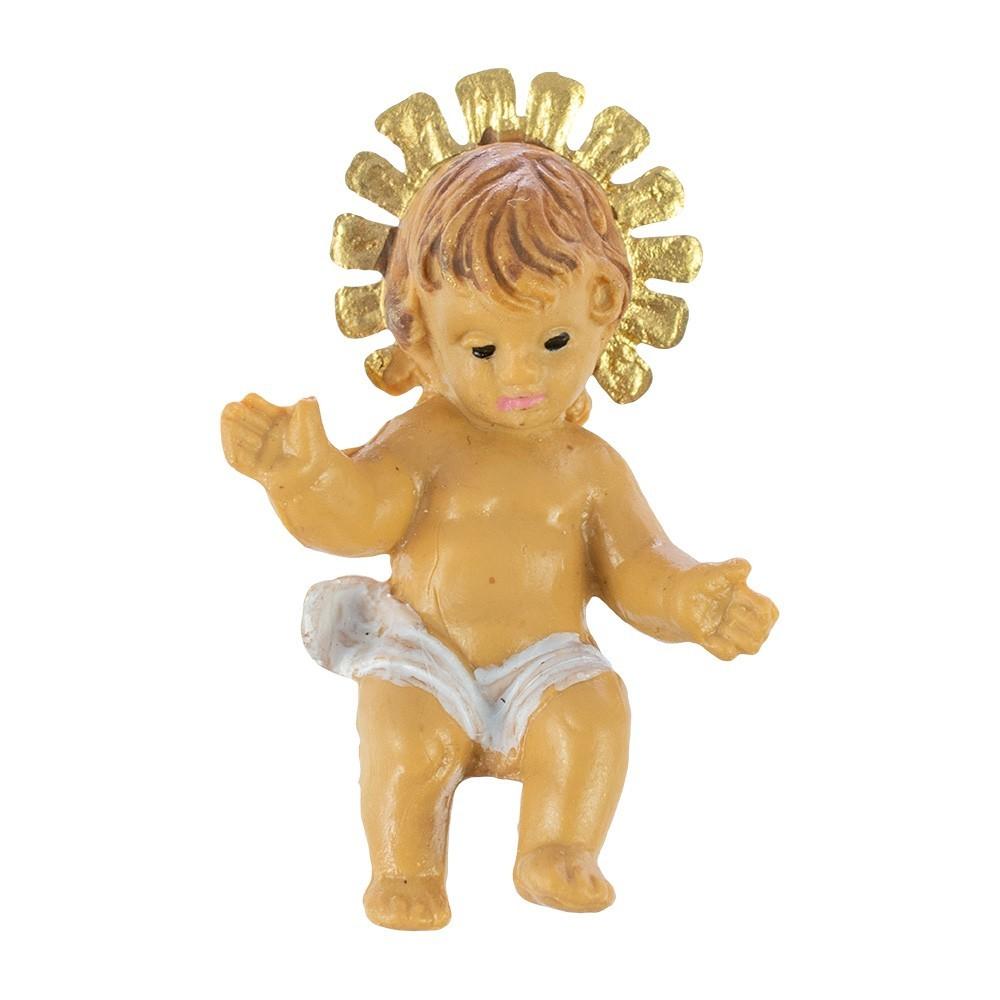 Gesù Bambino con Raggiera