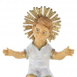 Gesù Bambino in PVC H 10 cm