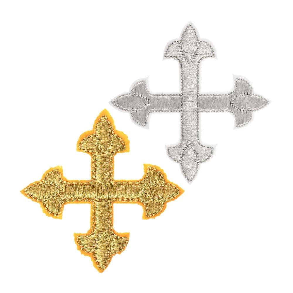 Applicazione Croce per Paramento Sacro