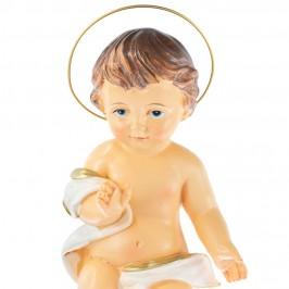 Gesù Bambino con Aureola