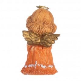 Gruppo 4 Angeli in Resina 6 cm
