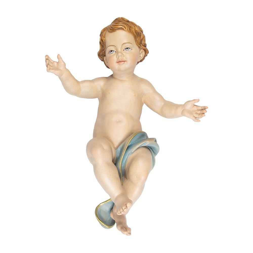 Gesù Bambino in Legno