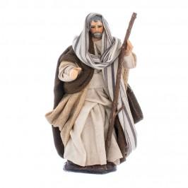 San Giuseppe in Terracotta cm 10
