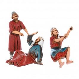 Vasaio Muratore e Pastore Landi cm 10