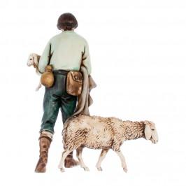 Pastore con Agnello e Pecora Moranduzzo