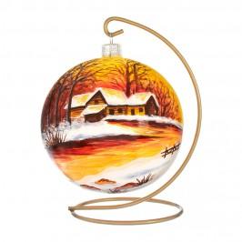 Palla di Natale in Vetro