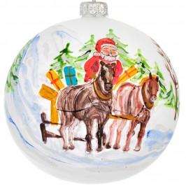Palla Vetro Per Albero di Natale