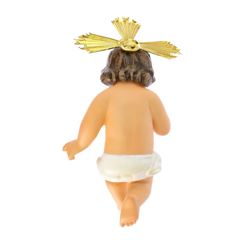 Gesù Bambino in Pasta Madera
