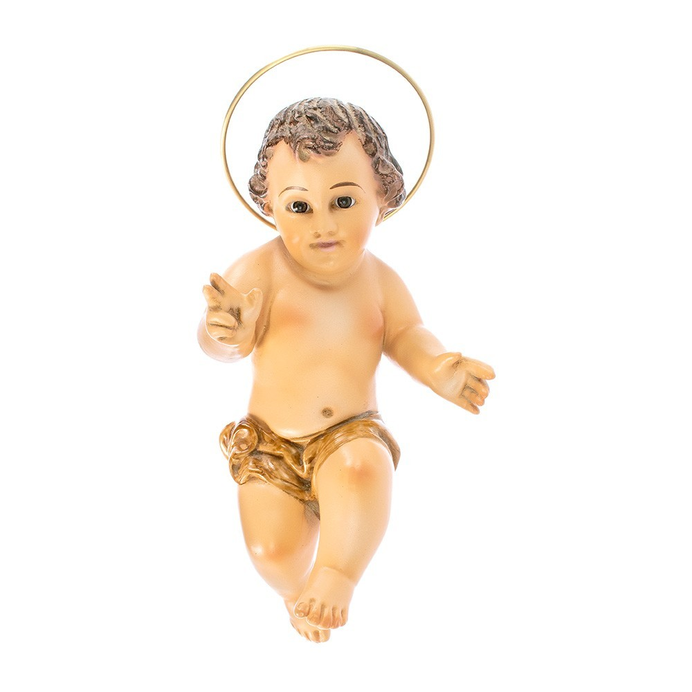 Statua Gesù Bambino 15 cm