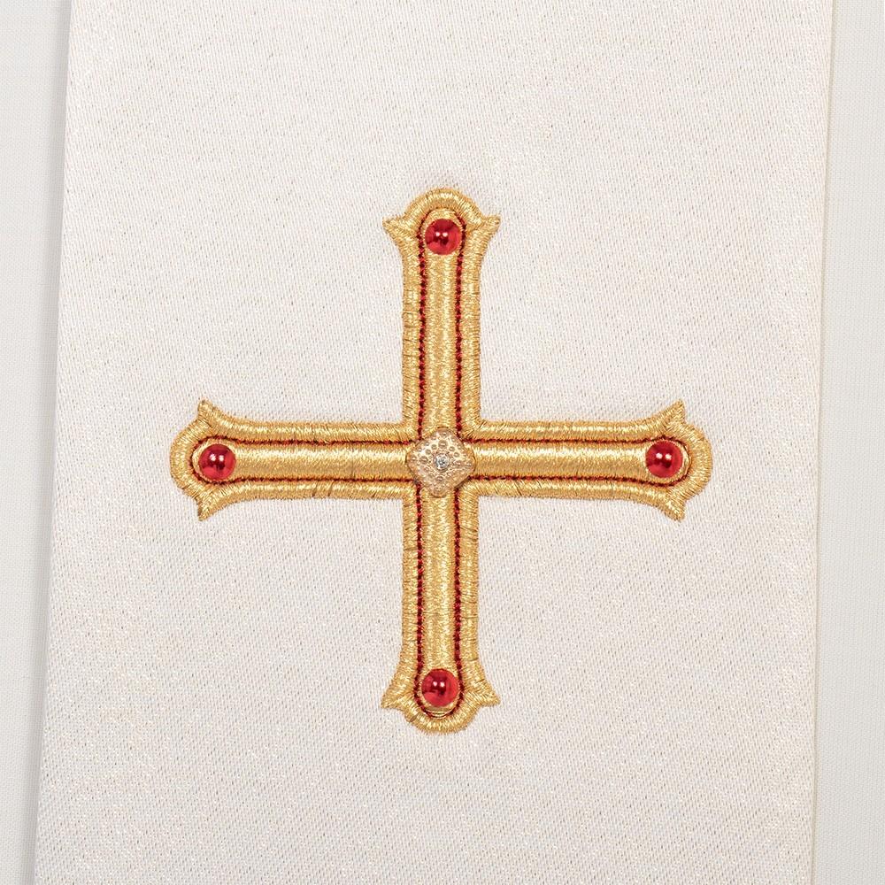 Stola da Diacono con Pietre