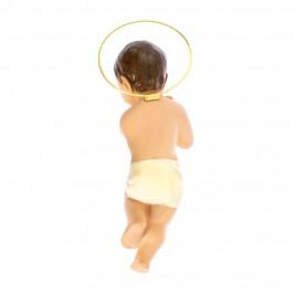 Gesù Bambino Betlemme in Gesso H 30 cm