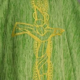 Casula Sacerdotale con Ricami in Oro