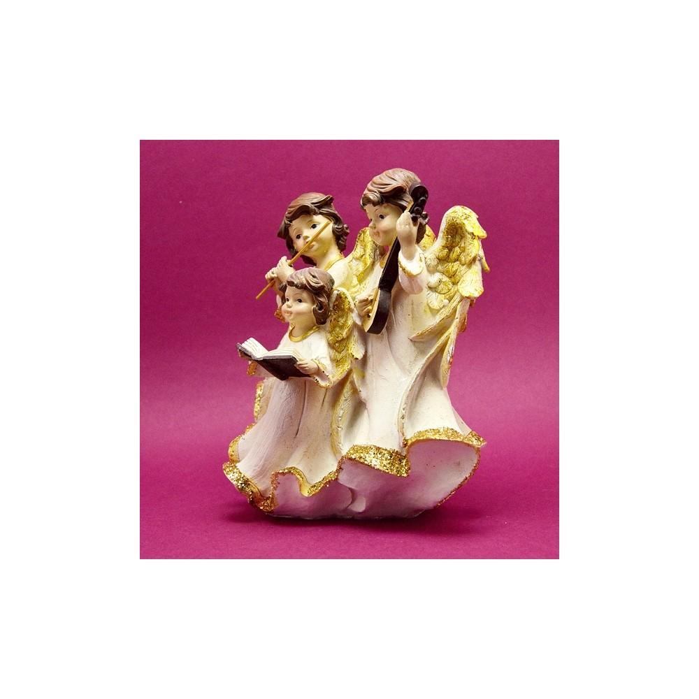 Angeli con strumenti musicale