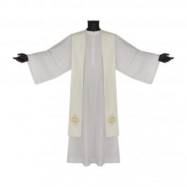 Casula Sacerdotale con Croce Stilizzata