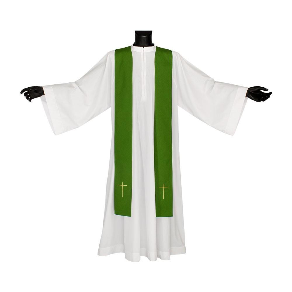 Casula Liturgica Ricamo JHS
