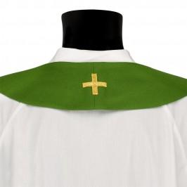 Casula per Sacerdote Ricamo JHS