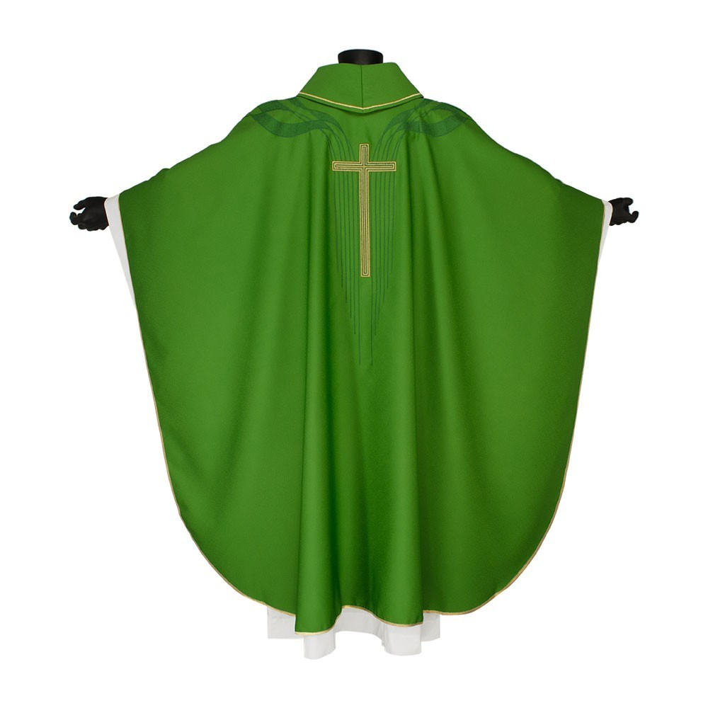 Casula Ricamo Croce