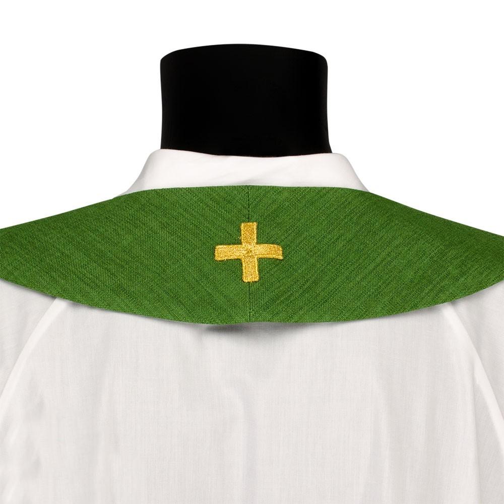 Casula con Ricamo Croce