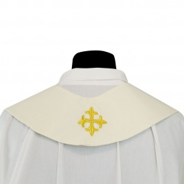 Casula per Sacerdote Senza Ricamo