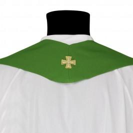 Casula Ricamo Croce Calice e Ostia