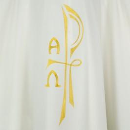 Casula con Ricamo PX Alfa e Omega