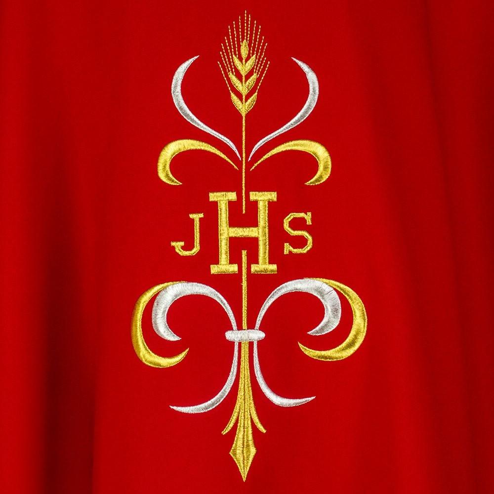 Casula con Ricamo JHS