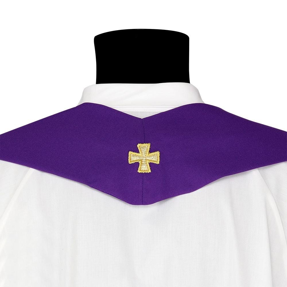 Casula con Ricamo Croce Tau