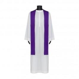 Casula Liturgica con Croce Ricamata