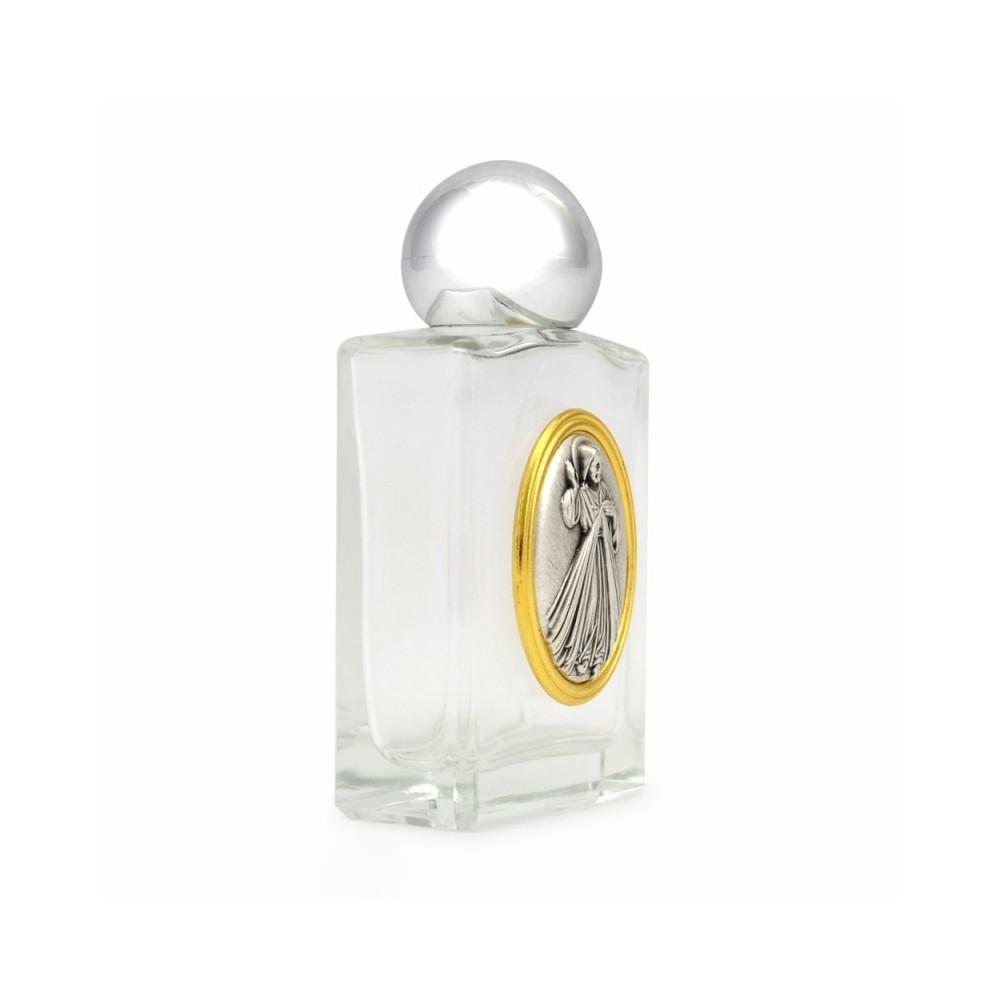 Bottiglia Acqua Santa in Vetro