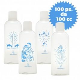 Bottiglie per Acqua Benedetta 100 cc