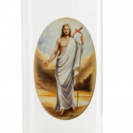 Bottiglia Acqua Benedetta Gesù Risorto