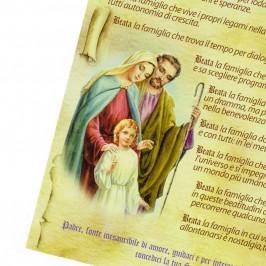 Benedizione della Famiglia