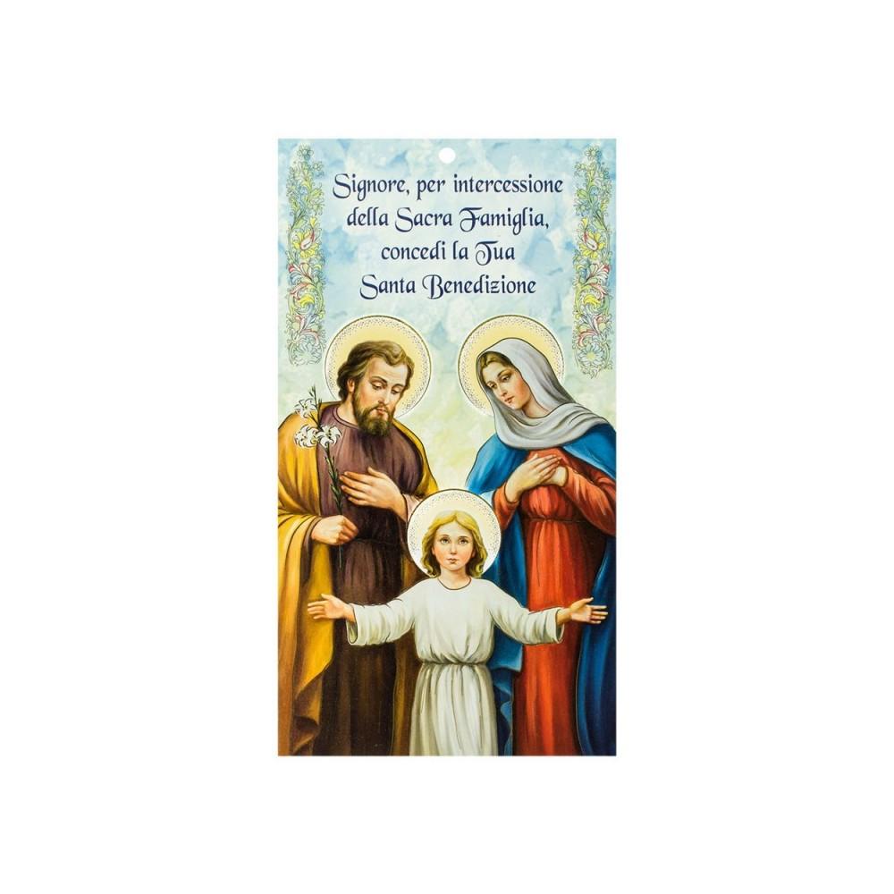 Benedizione delle Famiglie Sacra Famiglia