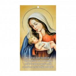 Cartoncino Ricordo Benedizione Famiglia