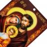Cartoncino Benedzione Famiglia in 3D