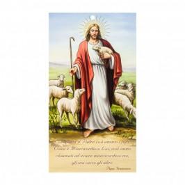 Benedizione Case: Gesù Buon Pastore