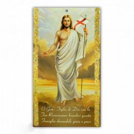 Benedizione della Famiglia Gesù Risorto