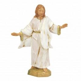 Gesù con Veste Bianca...