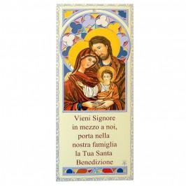 Cartoncino Benedizione della Famiglia