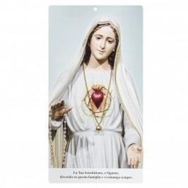 Benedizione Case Madonna di Fatima