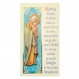 Benedizione Famiglia Madonna con Bambino