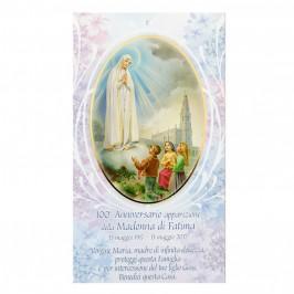 Benedizione Madonna di Fatima