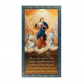 Benedizione Famiglia Maria che Scioglie i Nodi