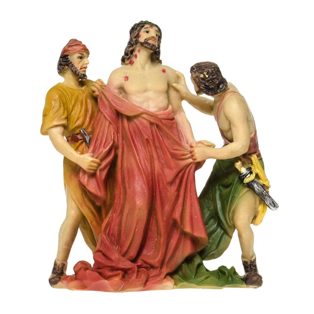 Furto Veste di Gesu' in Resina