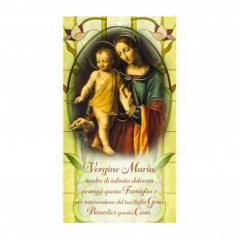 Benedizione Famiglia Vergine Maria