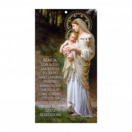 Benedizione Famiglia Divina Innocenza