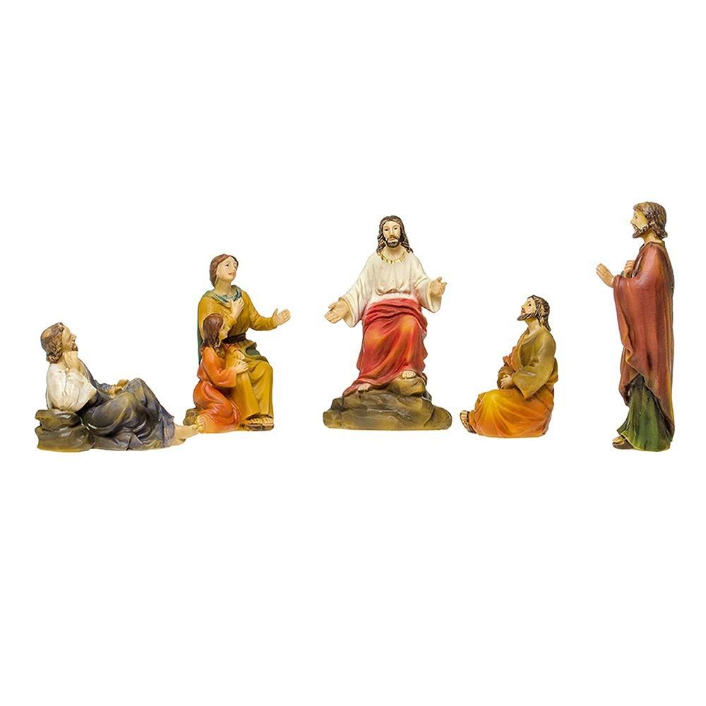 Figure Della Passione  Il Sermone sul Monte
