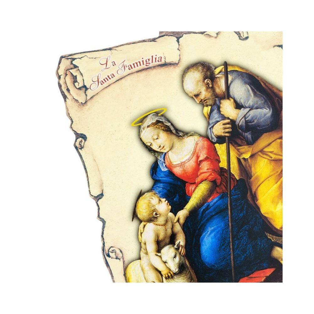 Benedizione Sacra Famiglia con Preghiera